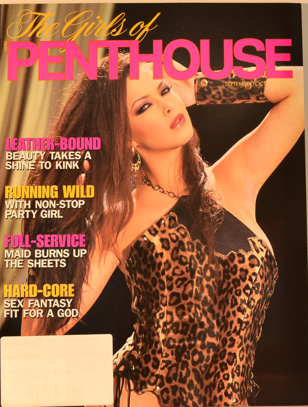 the girls of penthouse 09 03 lilly ann kelle marie natalia ph76 ebay. Black Bedroom Furniture Sets. Home Design Ideas