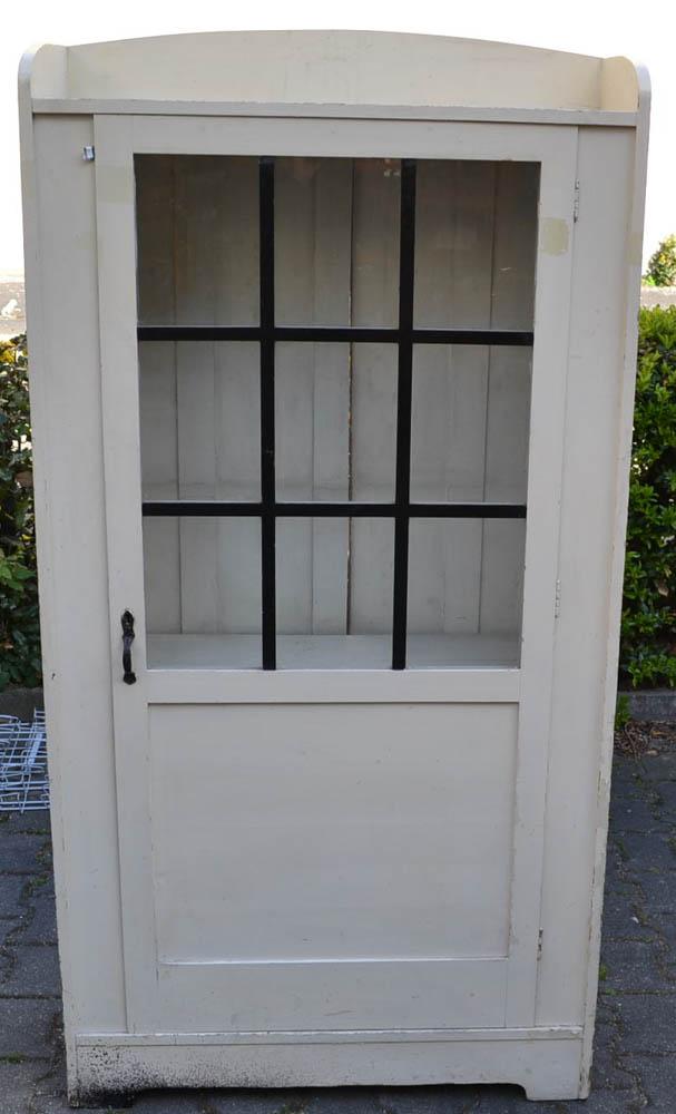 b cherschrank k chenschrank schmal wundersch n ebay. Black Bedroom Furniture Sets. Home Design Ideas