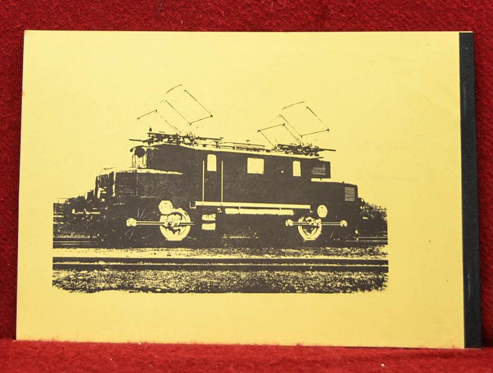 elektrische reichsbahnen in schlesien 1928 nachdruck. Black Bedroom Furniture Sets. Home Design Ideas